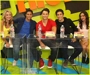 Power Rangers Megaforce at Comic-Con 2013!