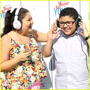 Rico & Raini Rodriguez: Power of Youth 2013 with Dove Cameron!