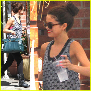 Selena Gomez: Not Dating Austin Mahone (Exclusive)
