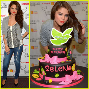 Selena Gomez: Kmart 'Dream Out Loud' Collec