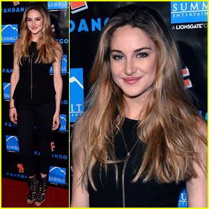 Shailene Woodley: Summit Comic-Con Party