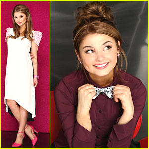 Stefanie Scott: Bowtie Beauty