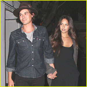Tyler Blackburn: Chateau Marmont Mystery Date