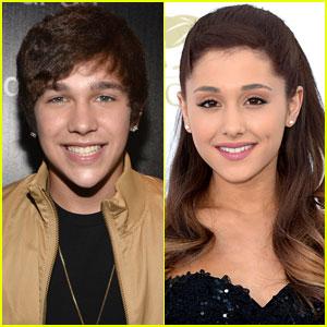 Austin Mahone & Ariana Grande: VMA Pre-Show Performers!
