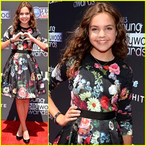 Bailee Madison - Young Hollywood Awards 2013