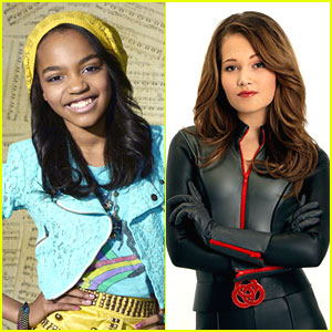 China Anne McClain & Kelli Berglund 'Build A Better Boy'