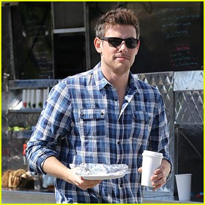 Cory Monteith Spent His Last Night with Sober Friends