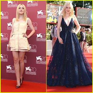Dakota Fanning: 'Night Moves' Premiere & Photocall in Venice!