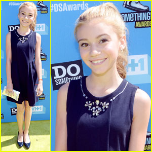 G Hannelius: Do Something Awards 2013