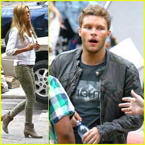Jack Reynor & Nicola Peltz: 'Transformers 4' Set in Detroit