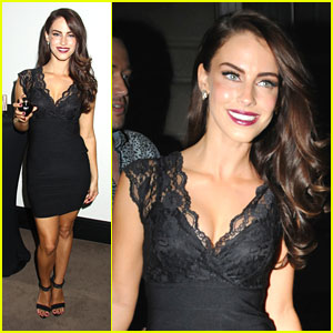 Jessica Lowndes: Lipsy London Glam Fragrance Launch!