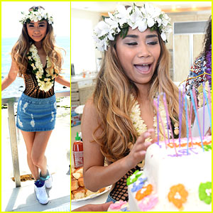 Jessica Sanchez: Birthday at the Beach!