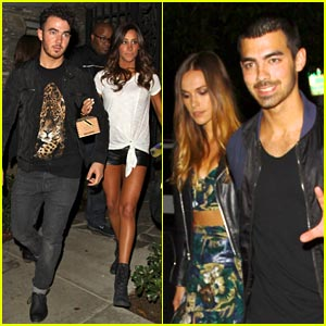 Jonas Brothers: Private Party in LA!