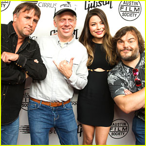 Miranda Cosgrove: 'School of Rock' Reunion Pics!