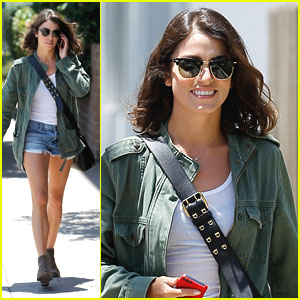 Nikki Reed Joins 'Intramural'