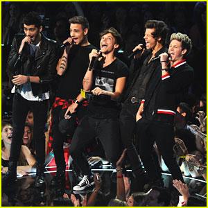 One Direction - MTV VMAs 2013