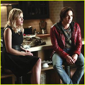 Tyler Blackburn & Ashley Benson: New 'Pretty Little Liars' Tonight!