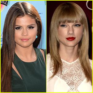 Selena Gomez & Taylor Swift to Present at VMA's!
