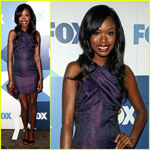 Xosha Roquemore: FOX All Star Party Pretty!