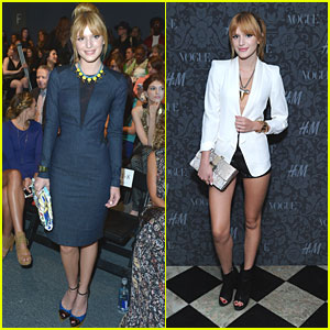 Bella Thorne: H&M Between The Shows Party at NYFW
