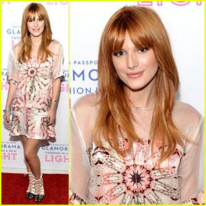 Bella Thorne: Macy's Glamorama 2013 with Hayley Orrantia
