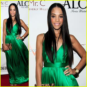 Bianca Lawson: Pre-Emmy's Party Pretty!