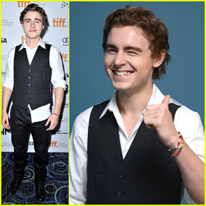 Callan McAuliffe: 'Beneath The Harvest Sky