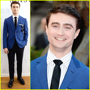 Daniel Radcliffe: 'Kill Your Darlings' Premiere in Venice