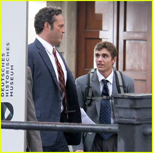 Dave Franco: 'Business Trip' in Berlin