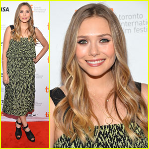 Elizabeth Olsen: 'Therese' Premiere at TIFF 2013