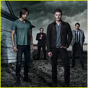 Jared Padalecki & Jensen Ackles: 'Supernatural' Season 9 Poster & Premiere Stills!