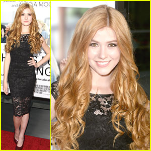 Katherine McNamara: 'Thanks For Sharing' Premiere