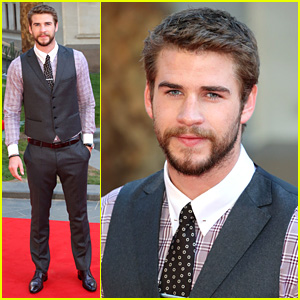Liam Hemsworth: 'Rush' London Premiere!