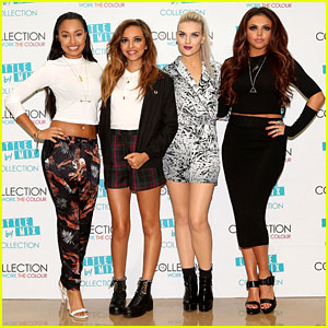 Little Mix: New Makeup Collection Launch!