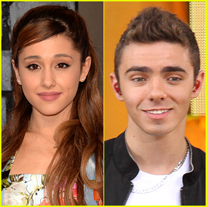 Nathan Sykes on Dating Ariana Grande: 'Happiest I Have Been in My Life'!