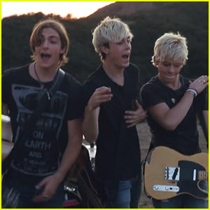R5: Behind the Scenes of 'Pass Me By' - Watch Now!
