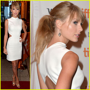 Taylor Swift: 'One Chance' TIFF Premiere