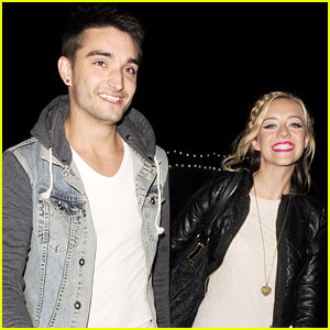 Tom Parker & Kelsey Hardwick: 'Barking in Essex' Date!