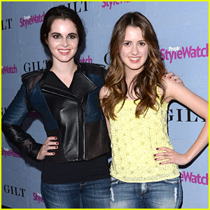 Laura & Vanessa Marano: Stair Climb PSA - Watch Now!