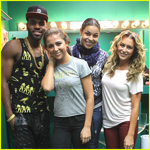 Alexa Vega: 'The Lowdown' with Jason Derulo