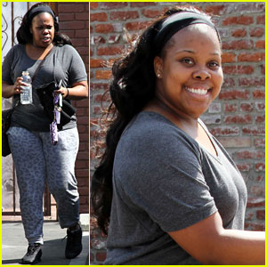 Amber Riley: 'DWTS' Has Taught Me About Myself