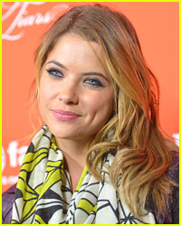 Ashley Benson Talks 'A' on PLL