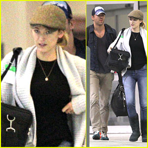 Blake Lively: New Orleans Arrival with Ryan Reynolds