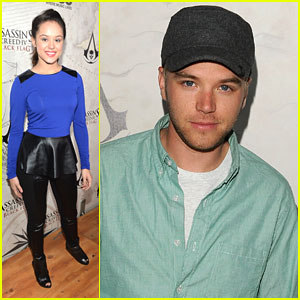 Brett Davern: Assasin's Creed IV Black Flag Launch Party