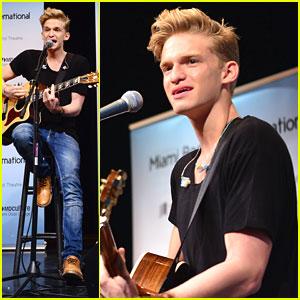 Cody Simpson: Miami Concert & Book Signing