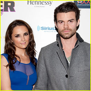 Daniel Gillies: My Wife Rachael Leigh Cook Picked Up Her Life for Me (Exclusive)
