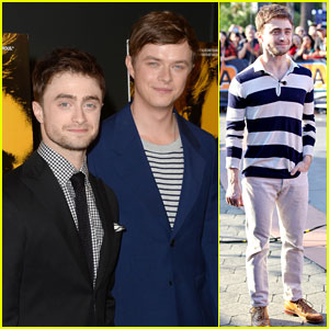 Daniel Radcliffe & Dane DeHaan: 'Kill Your Darlings' L.A. Premiere