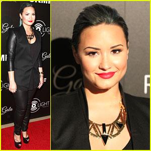 Demi Lovato: Dignity Gala 2013