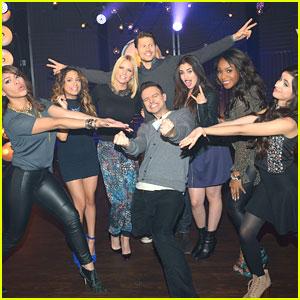 Fifth Harmony: Vh1 Morning Buzz Performance Pics!