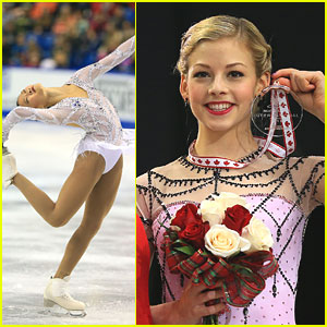 Gracie Gold Takes Bronze at Skate Canada 2013!